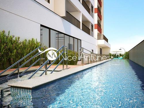 apartamento novo, venda, pinheiros, zona oeste - na7404
