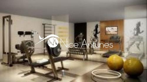 apartamento novo, venda. vila madalena, zona oeste - na7264