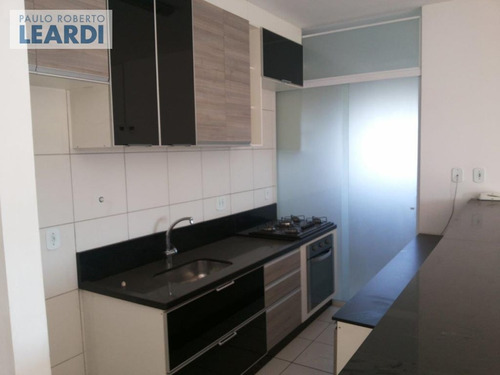 apartamento núcleo residencial célia mota - barueri - ref: 422362