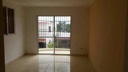 apartamento nuevo 2 hab / residencial rio visa