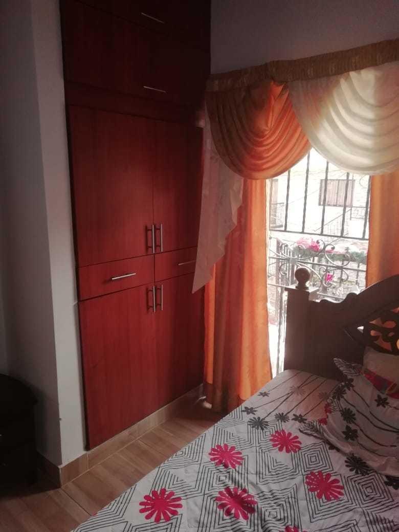 apartamento nuevo, 3 alcobas, 2 baños.