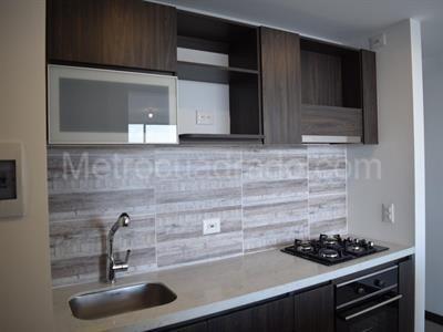 apartamento nuevo 3 habitaciones conjunto cerrado