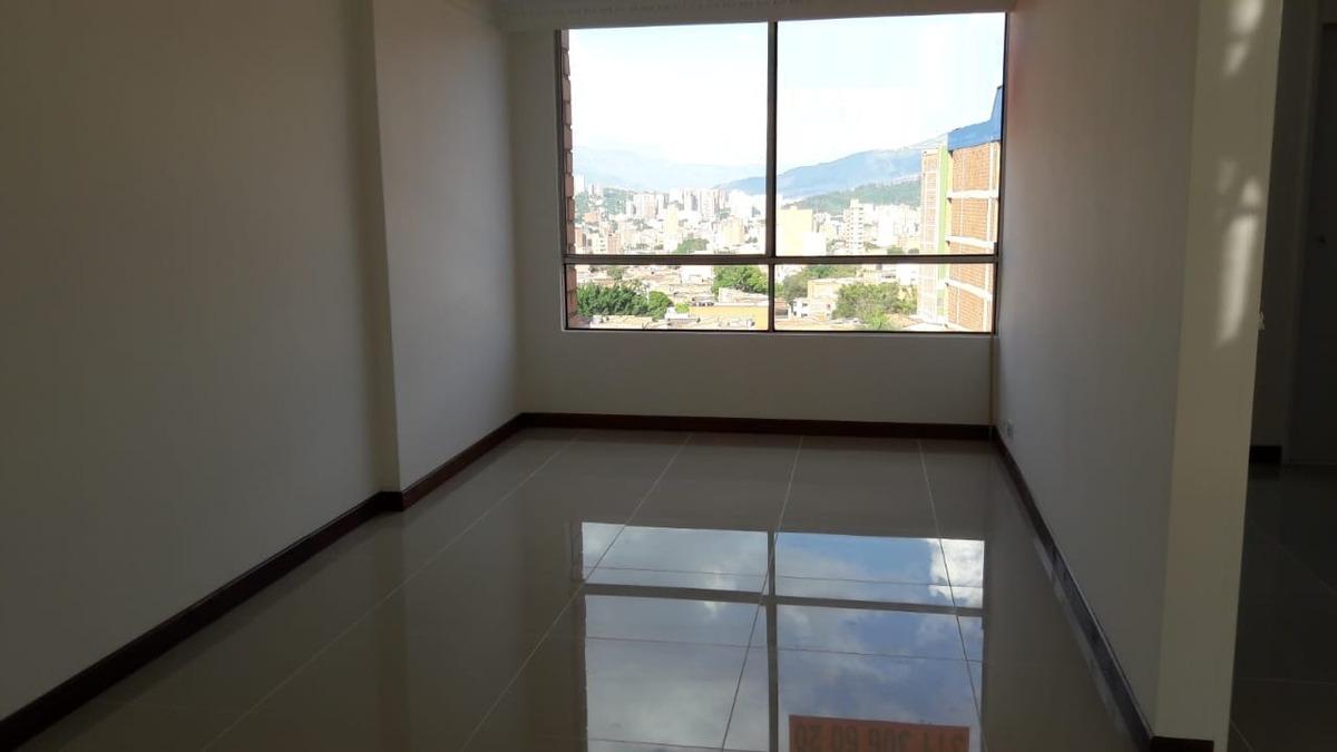 apartamento nuevo buena ubicación con 3 alcobas,no garaje