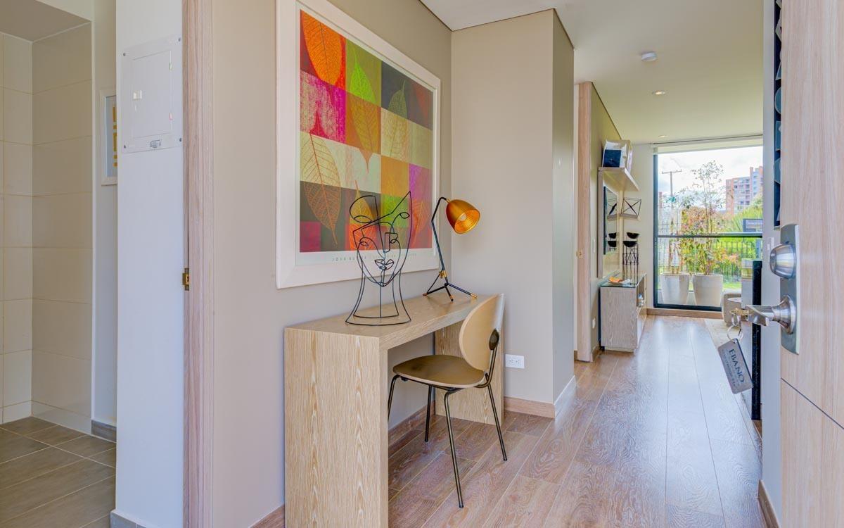 apartamento nuevo en veramonte ébano colina campestre 51m2
