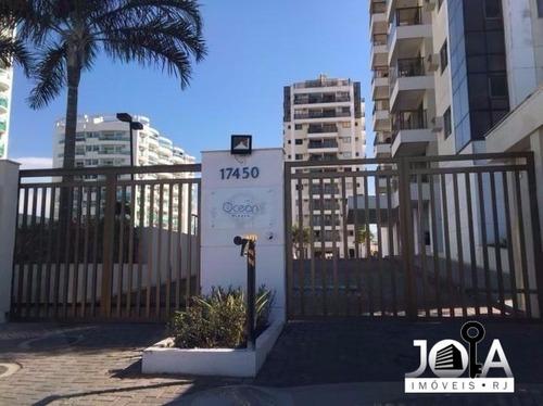 apartamento ocean breeze - 2 quartos - recreio - 200