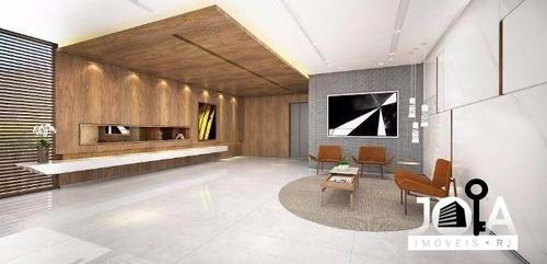 apartamento ocean prime - 3 quartos no jardim oceanico - 252