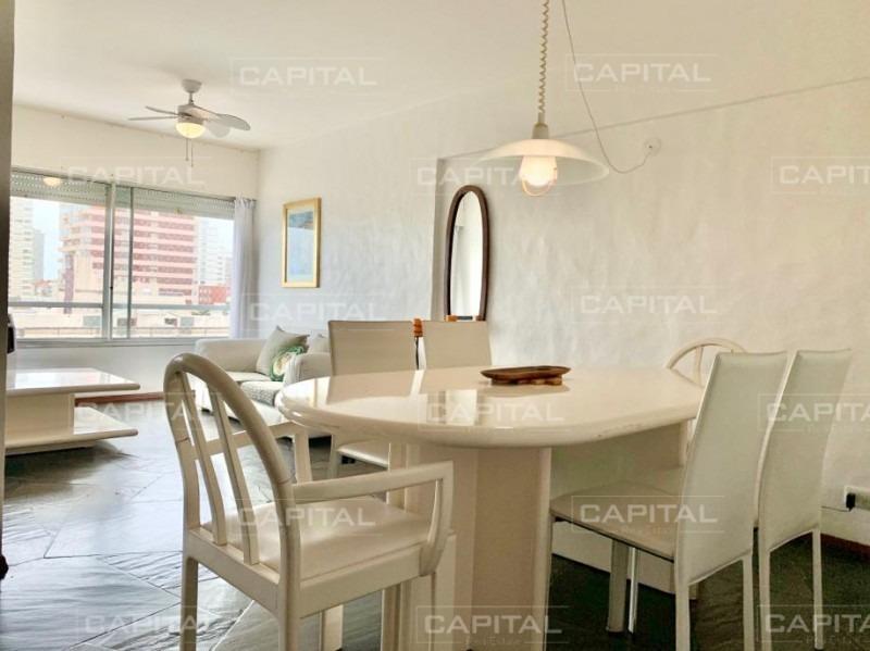 apartamento oportunidad un dormitorio y medio punta del este en venta-ref:28694