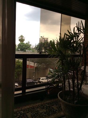 apartamento otima localização. linda vista para o tenis clube. - ap00712