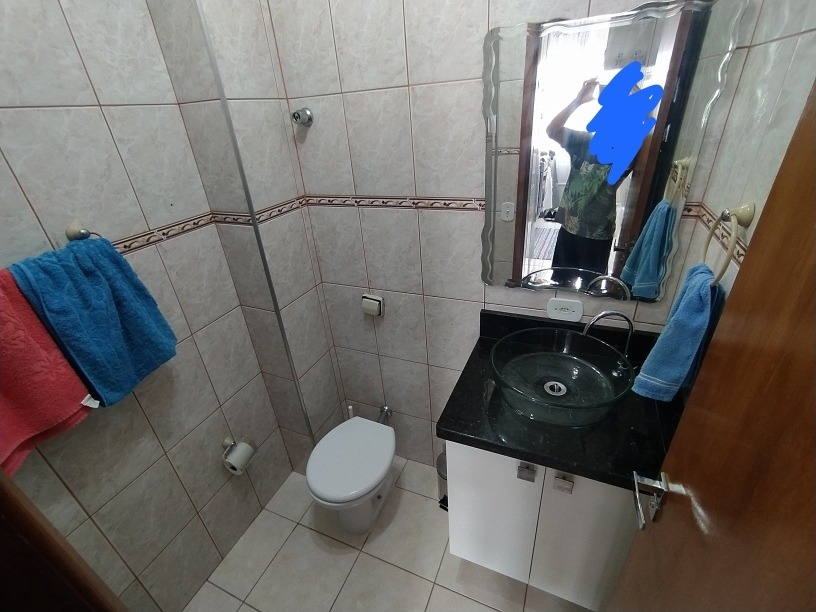 apartamento padrão, 01 dormitório com móveis planejados.