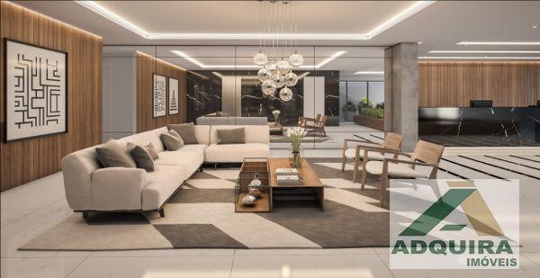apartamento padrão com 1 quarto - 4072-v