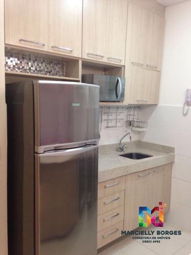 apartamento padrão com 1 quarto no condomínio della rosa - 782608-v