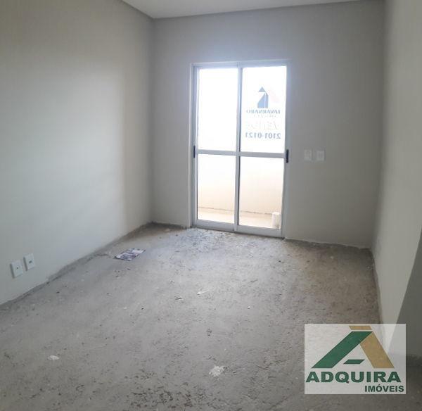apartamento padrão com 1 quarto no edifício rio volga - 4219-v