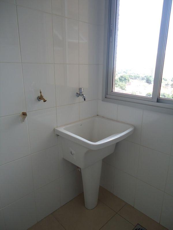 apartamento padrão com 2 quartos no ed. ilhas da amazonia - 704-v