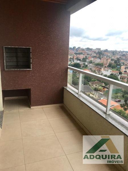 apartamento padrão com 2 quartos no edificio le jardim - 7748-v