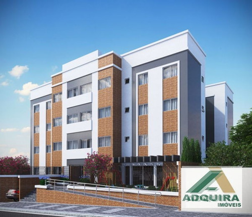 apartamento padrão com 2 quartos no edíficio palazzo modena - 7026-v
