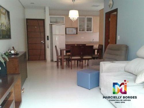 apartamento padrão com 2 quartos no edifício rembrandt - 336693-l