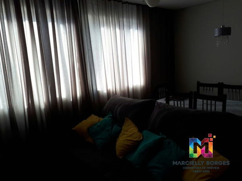 apartamento padrão com 2 quartos no residencial granada - 823987-v
