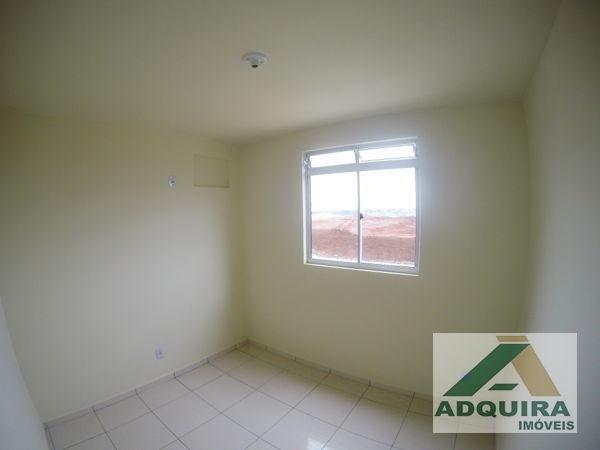 apartamento padrão com 2 quartos no residencial vida nova - 1390-v