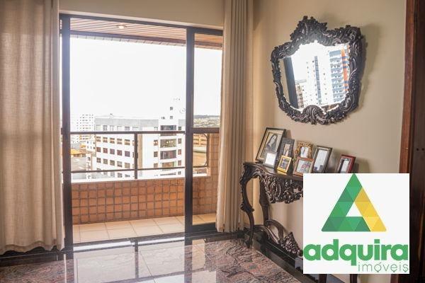 apartamento padrão com 3 quartos - 1643-v