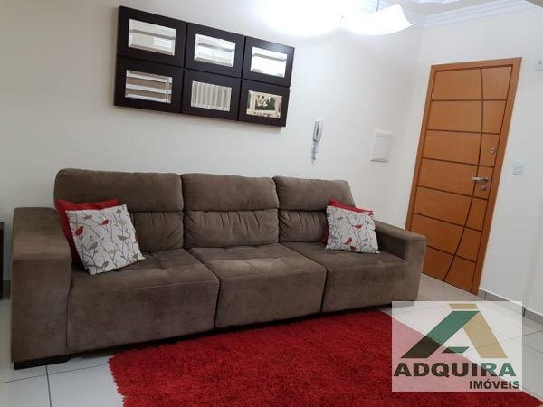 apartamento padrão com 3 quartos - 4400-v