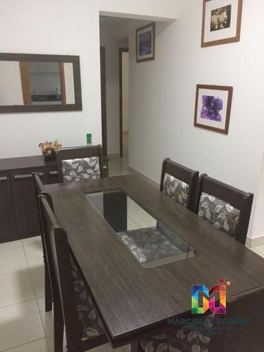 apartamento padrão com 3 quartos - 826812-v