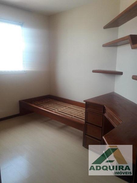 apartamento padrão com 3 quartos no ed. barão do rio branco - 4744-v