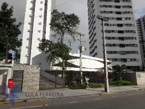 apartamento padrão com 3 quartos no edf. luar das ubaias - lf203-v