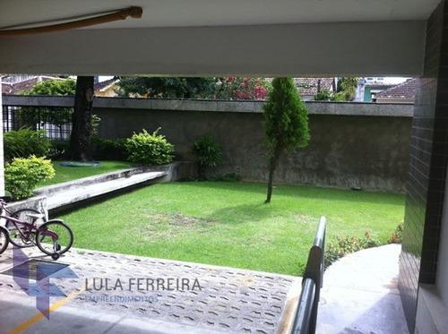 apartamento padrão com 3 quartos no edf. rio da prata - lf161-v