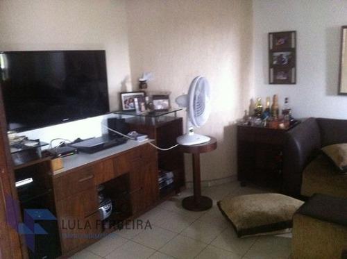 apartamento padrão com 3 quartos no edf. solar das palmeiras - lf598-v