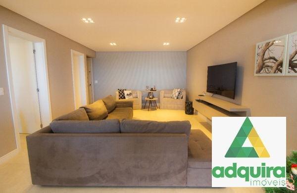 apartamento padrão com 3 quartos no edifício gran torino - 5180-v
