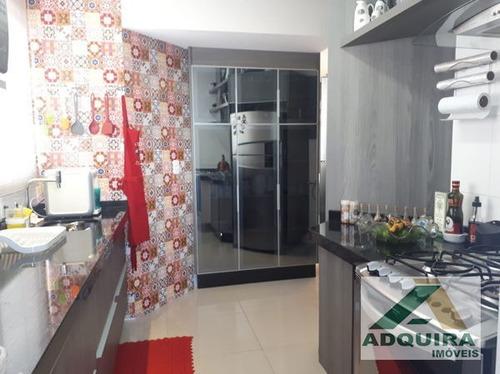 apartamento padrão com 3 quartos no edificio mondrian - 4461-v