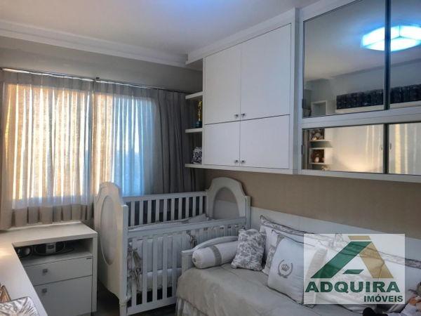 apartamento padrão com 3 quartos no edificio palazzo murano - 7364-v