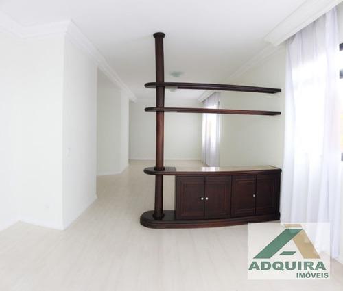 apartamento padrão com 3 quartos no edifício palladium - 4058-v