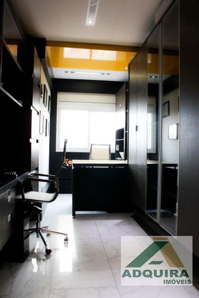 apartamento padrão com 3 quartos no edifício renoir - 1325-v