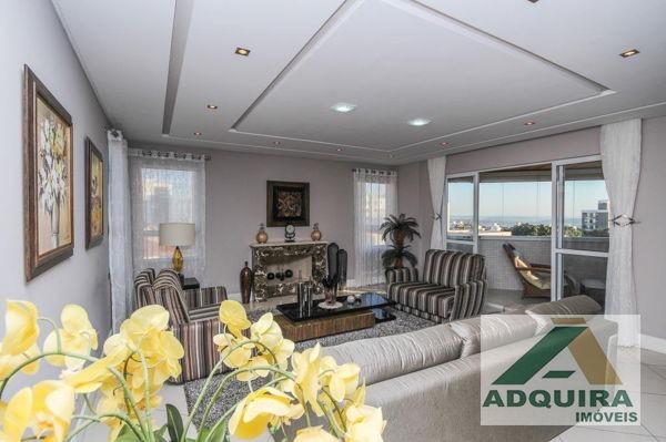 apartamento padrão com 3 quartos no edifício royal plaza - 4733-v