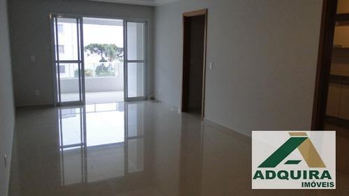apartamento padrão com 3 quartos no edifício vale do sol - 4655-v