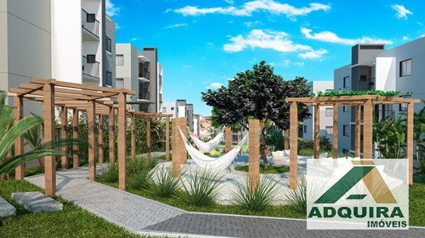 apartamento padrão com 3 quartos no vittace jardim carvalho - 3979-v
