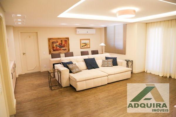 apartamento padrão com 4 quartos - 4441-v