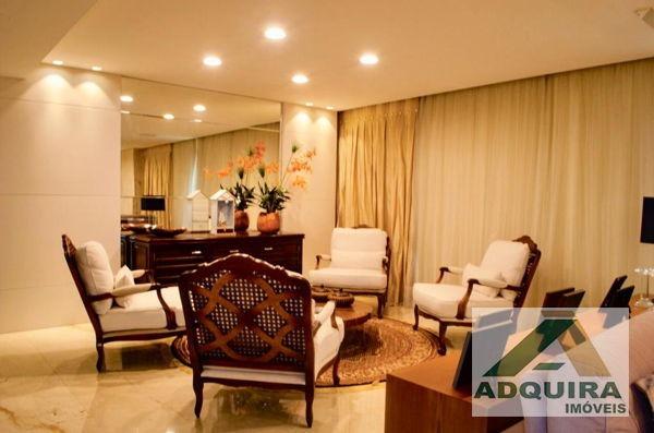 apartamento padrão com 4 quartos - 4592-v
