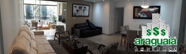 apartamento padrão com 4 quartos no ed. lourenzzo park - ara484-v