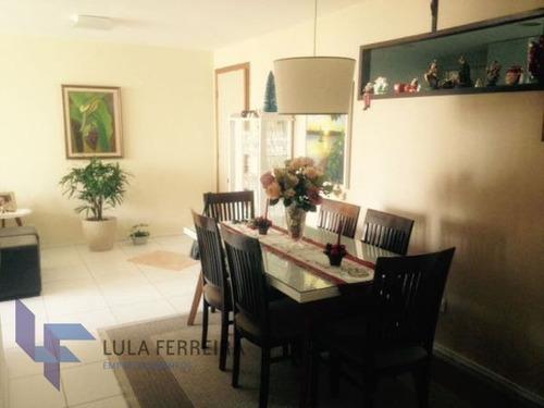 apartamento padrão com 4 quartos no edf. luar das ubaias - lf855-l