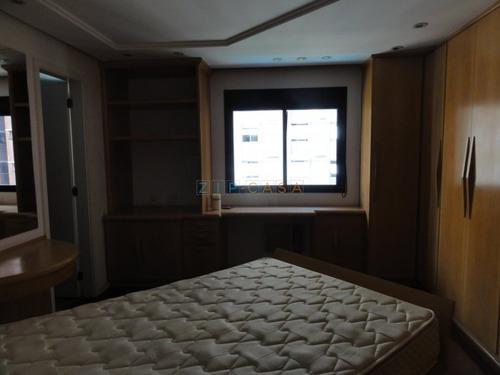 apartamento padrão para locação no bairro itaim bibi, 4 dorm, 2 suíte, 2 vagas, 141.00 m - 223867