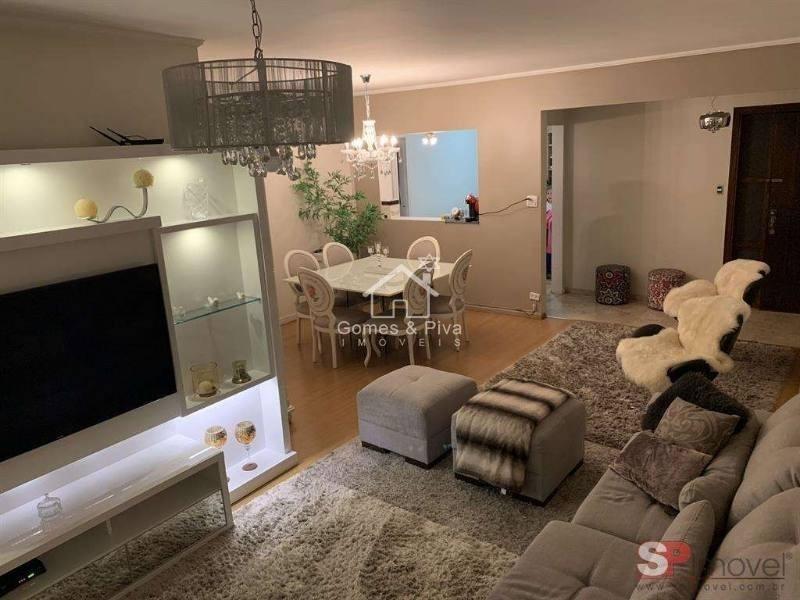 apartamento padrão para locação no bairro mooca, 3 dorm, 2 suíte, 2 vagas, 170 m - 261