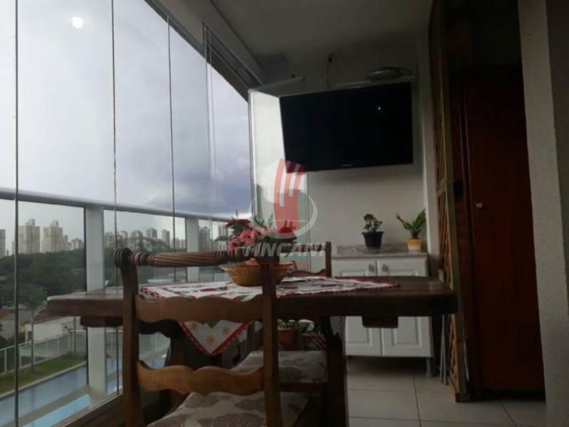 apartamento padrão para venda no bairro vila gomes cardim, 1 dorm, 1 vaga, 52 m - 4448