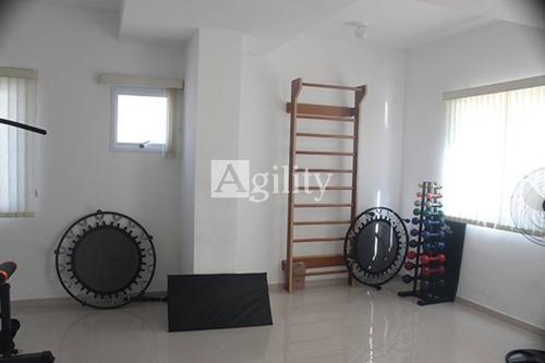 apartamento padrão para venda no bairro vila moreira, 2 dorm, 1 vagas, 50 m - 6668