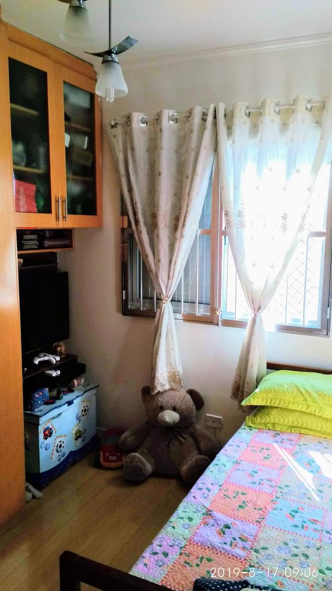 apartamento padrão todo planejado - vila buenos aires