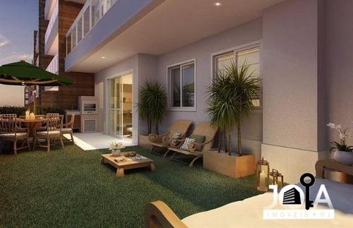 apartamento palms recreio - 2 quartos  - 217