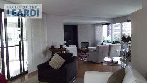 apartamento panamby  - são paulo - ref: 243866
