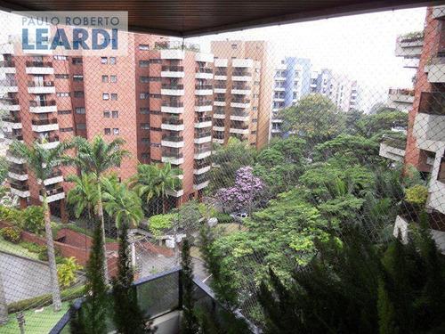 apartamento panamby  - são paulo - ref: 251658