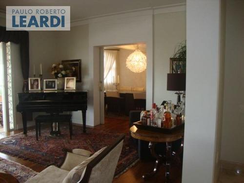 apartamento panamby  - são paulo - ref: 253288